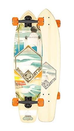 Sector 9 Swamis Complete Longboard Skateboard Cruiser