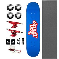"""Creature Thank You Skateboard Deck Logo 8.25"""" with Independe"""