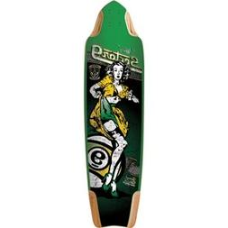 Sector 9 Tiffany Skateboard Deck, Assorted, 10.0 x 37.2-Inch