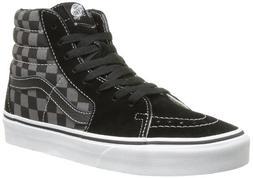 Vans - U Sk8-Hi Shoes In Black/Pewter, Size: 6 D US Mens / 7