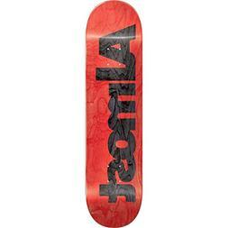 Almost Ultimate Skateboard Deck - 8.25 Red R7 Deck - Assembl
