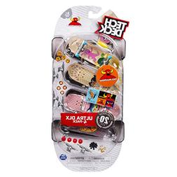 Tech Deck Ultra DLX 4 Pack 96mm Fingerboards - Toy Machine 2