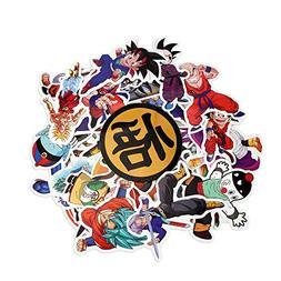Vinyl Stickers Bomb, Echeer Dragon Ball Z Laptop Stickers  f