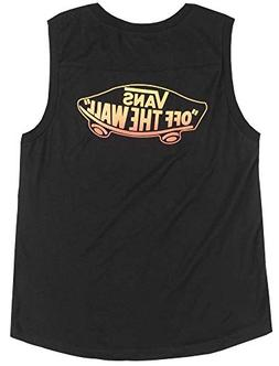 Vans Off The Wall OTW Muscle Tank TOP Womens Skateboard Slee