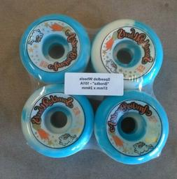 Speedlab Wheels Brodka Blue 57mm x 24mm 101a