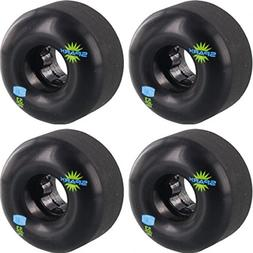 Ricta Wheels Sparx 2017 Black Skateboard Wheels - 53mm 101a