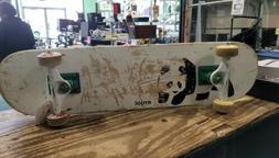 "Enjoi Whitey Panda 31"" x 7 1/2"" inch Skateboard Venture truc"