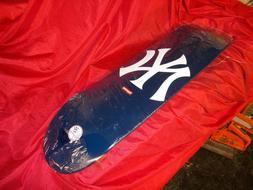 Supreme X NY Yankees  Brand Skateboard Deck - Original Navy