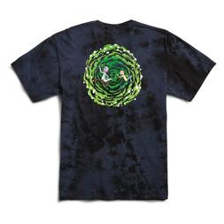 Primitive X Rick and Morty NUEVO PORTAL Skateboard T Shirt C