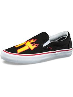 Vans x Thrasher Slip-On Pro  Mens Skate Shoes-13