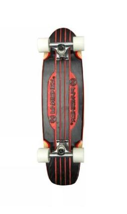 Punisher Skateboards Youth Special Edition Engraved Longboar